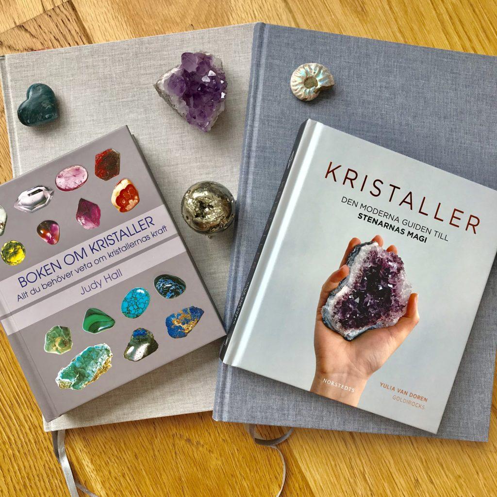 boken om kristaller judy hall