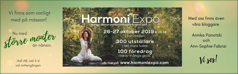Harmoniexpo okt 2019