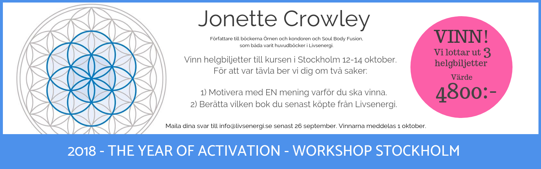 Jonette Crawley event